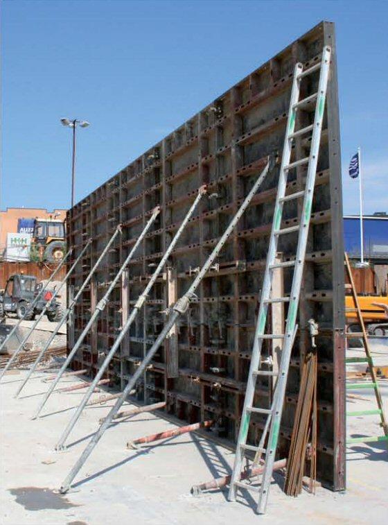 In situ beton forskalling | Opførelse af huse fra en bar